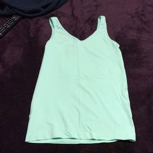 Anthropologie Mint Tank Top